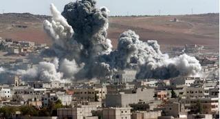 Bắn phá như vũ bão quân đội Syria, Israel có đang âm mưu giúp khủng bố một tay?