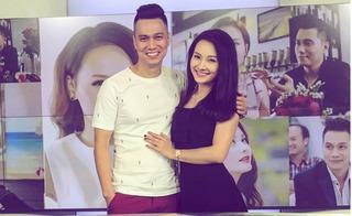 Việt Anh thừa nhận có cảm xúc rất mạnh khi quay cảnh lãng mạn với Bảo Thanh