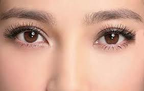Màu mắt nâu. Ảnh minh họa