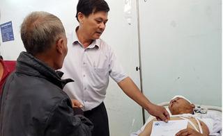 24 người nghi phơi nhiễm HIV khi cấp cứu nạn nhân tai nạn giao thông