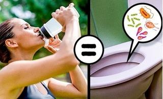 Chai nhựa có 3 dấu hiệu tuyệt đối không sử dụng lại