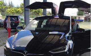 Chiếc SUV điện thứ 2 mới cập bến ở Việt Nam với giá dự đoán khoảng 8 tỷ có gì mới?