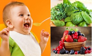 Cho con ăn 10 loại thực phẩm này đều đặn, trẻ lớn lên sẽ thông minh