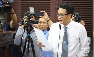 Luật sư của hoa hậu Phương Nga bào chữa cho nghệ sĩ Xuân Hương trong vụ kiện Trang Trần