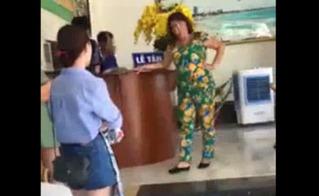Clip khách sạn ở Vũng Tàu ép khách thanh toán gấp đôi tiền phòng