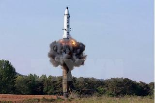 Mỹ tin Triều Tiên đã phóng thành công siêu tên lửa, vì đâu Nga vẫn lắc đầu?