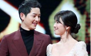 Song Joong Ki và Song Hye Kyo hẹn hò từ khi ghi hình