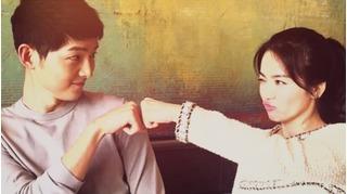 Tướng phu thê hòa hợp đến khó tin của cặp đôi Song Joong Ki và Song Hye Kyo