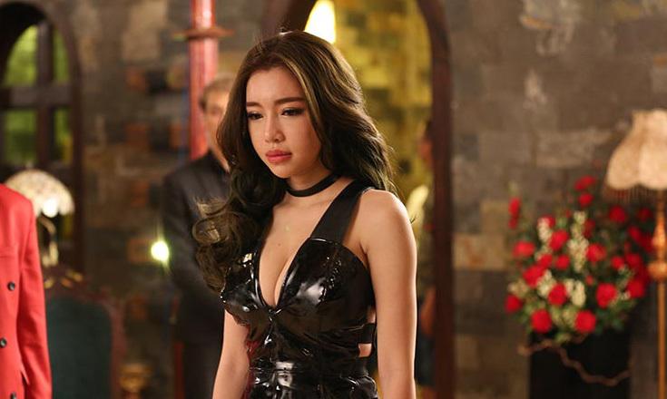 Elly Trần đóng phim