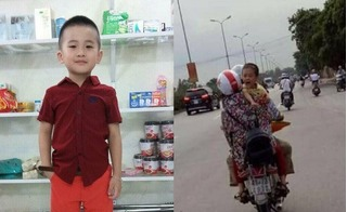 """Gia đình bé trai 6 tuổi bị mất tích ở Quảng Bình: """"Hình ảnh cháu bé được chụp ở Hà Nội không phải con tôi"""""""