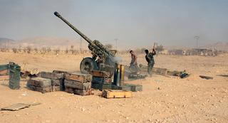 Quân đội Syria dồn hỏa lực vắt IS ra bã ở Homs, khủng bố quay sang cắn xé lẫn nhau