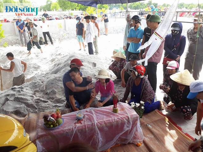 bé trai mất tích ở Quảng Bình 7