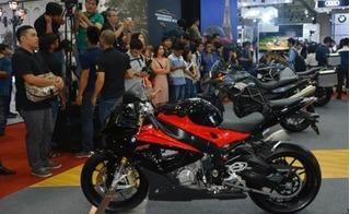 Hàng loạt 'ông lớn' mô tô thế giới đổ bộ vào thị trường Việt Nam