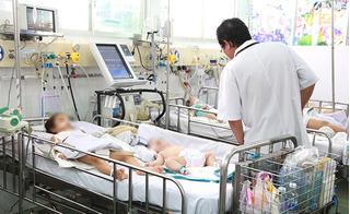 Dịch viêm não Nhật Bản hoành hành khắp cả nước, nhiều trẻ nguy kịch