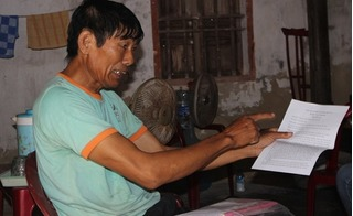 Căn bệnh lạm thu lại 'tái phát' ở vùng quê Hà Tĩnh