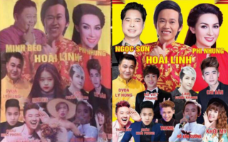 Linh Ka, Tùng Sơn và Minh Béo sẽ đứng chung sân khấu với Hoài Linh?