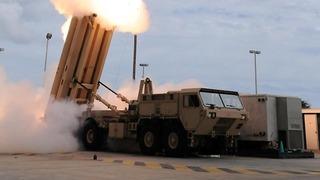 THAAD trổ tài giúp Mỹ chặn đứng tên lửa đạn đạo dằn mặt Triều Tiên