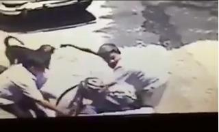 Clip tên trộm gương ô tô giữa ban ngày bị chủ xe phát hiện và... đâu là đường lui?