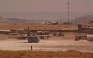 Mỹ có mục đích gì khi bí mật xây căn cứ không quân siêu hoàng tráng ở Syria?