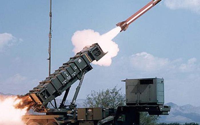 Tên lửa Patriot của Mỹ. Ảnh: Getty