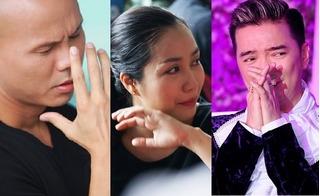 Chỉ trong ít ngày, nhiều sao Việt đau đớn vì người thân phải đối mặt với cảnh
