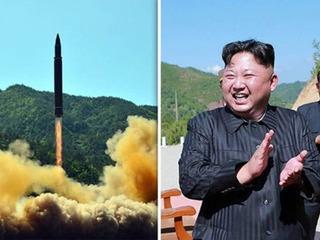 Triều Tiên thực sự tham vọng phát triển tên lửa xé nát các căn cứ hải quân Mỹ