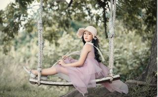Top 10 mẫu nhí thế giới - Hà Thiên Trang hút hồn trong bộ ảnh mới