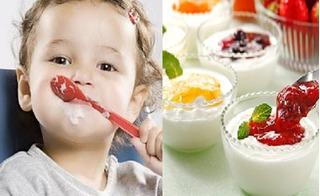 5 loại quả kết hợp với sữa chua nên có trong thực đơn ăn dặm của trẻ trên 6 tháng tuổi