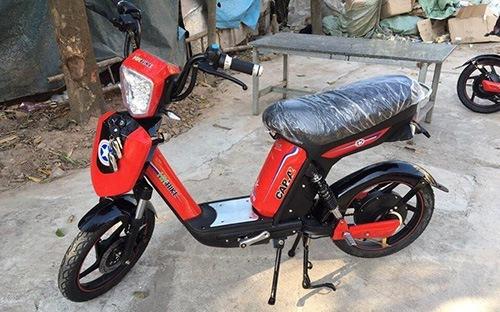 xe đạp điện FUJI CAP – A2