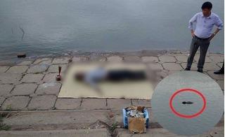 Phát hiện thi thể người đàn ông nổi giữa hồ Linh Đàm