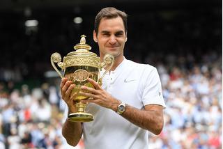 Roger Federer trở thành kỷ lục gia Wimbledon với danh hiệu Grand Slam thứ 19