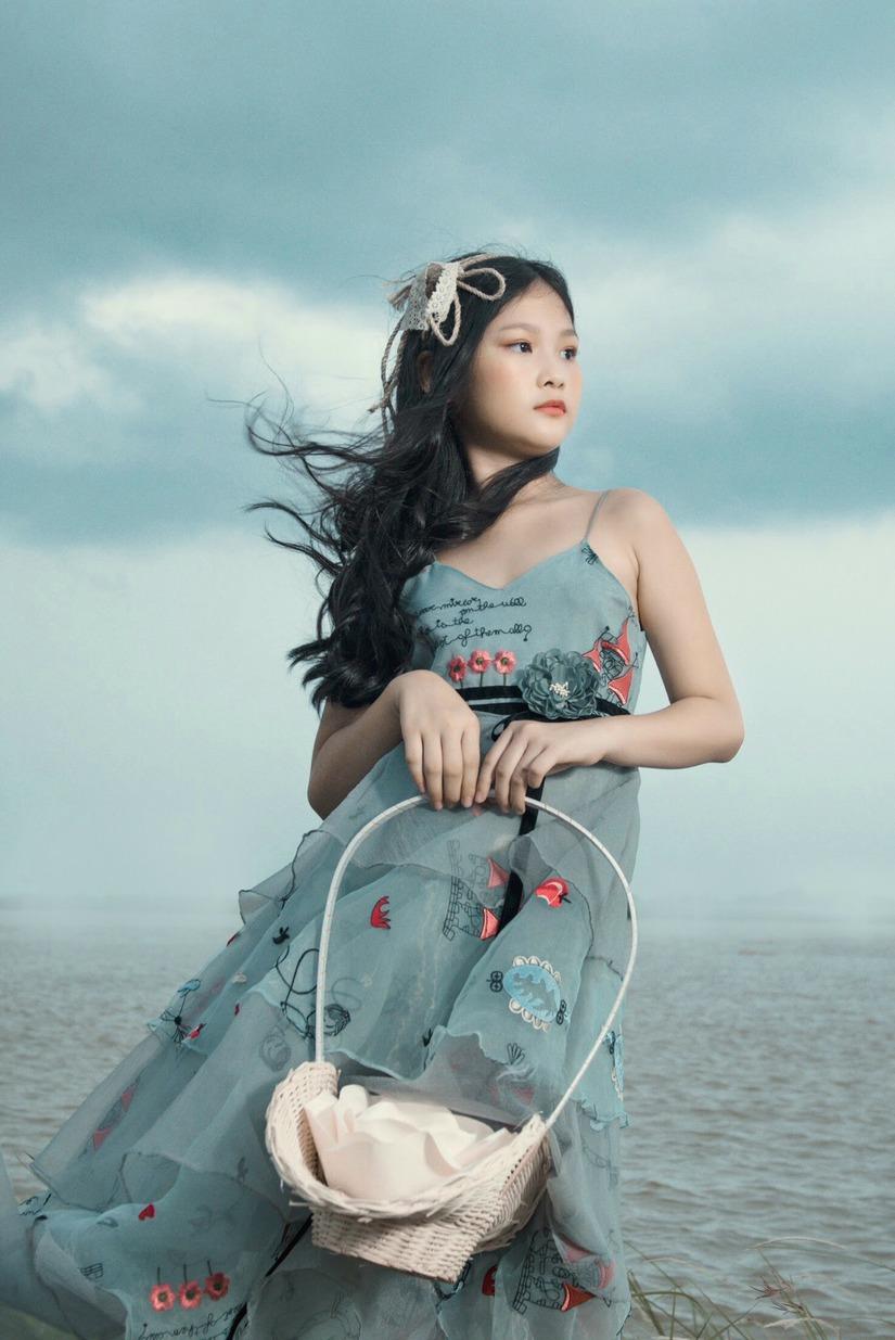Top 10 mẫu nhí thế giới - Hà Thiên Trang