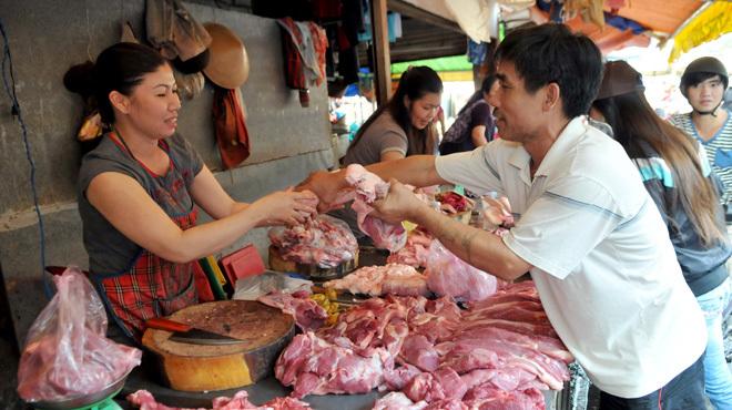 giải cứu thịt lợn