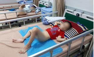Hàng loạt trẻ mắc sùi mào gà ở Hưng Yên: Bé trai 6 tháng tuổi cũng bị lây