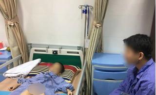 Hàng loạt cháu bé bị mắc bệnh sùi mào gà ở Hưng Yên: Phòng khám không có giấy phép hoạt động