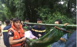 2 trường hợp đuối nước thương tâm trong cơn bão số 2 ở Thanh Hóa