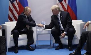 Lộ ra cuộc gặp gỡ bí mật thứ hai giữa ông Trump và ông Putin tại G20