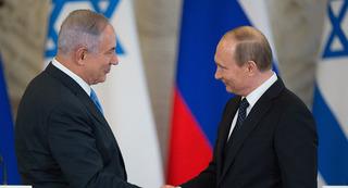 Gửi lời cảnh báo sớm tới Tổng thống Putin, Israel đã sẵn sàng không kích Syria?