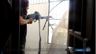 Người Kurd Syria đánh đâu thắng đó trong khi giao tranh với IS ở Raqqa