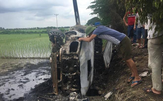 đốt ô tô