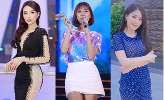 Sao Việt xấu đẹp tuần qua: Huyền My - Kỳ Duyên cùng vào top mặc đẹp, Min lần đầu mặc xấu