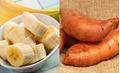 Bài thuốc giảm đau khớp an toàn tuyệt đối từ chuối và khoai lang