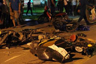 """Vụ xe """"điên"""" gây tai nạn liên hoàn ở Sài Gòn: Giám định các phương tiện"""