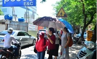 Sau cơn bão số 4, Bắc Bộ tăng nhiệt nhanh, Trung Bộ đón mưa dông