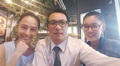 Hoa hậu Trương Hồ Phương Nga xuất hiện xinh đẹp bên luật sư sau 1 tháng tại ngoại