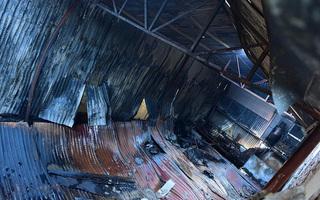 Cháy xưởng kẹo làm 8 người tử vong: Tiết lộ nguyên nhân của vụ việc