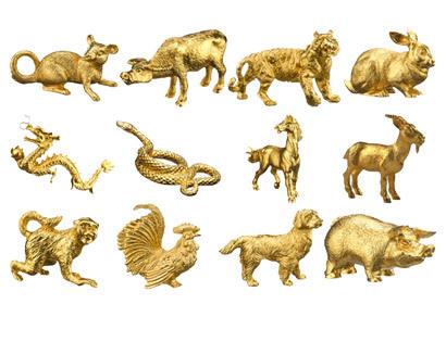 12 con giáp. Ảnh minh họa