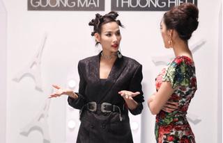 HLV Hoàng Thùy (The Face):