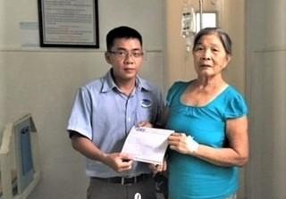 Vinamilk thăm hỏi và tri ân tới các bà mẹ Việt Nam anh hùng