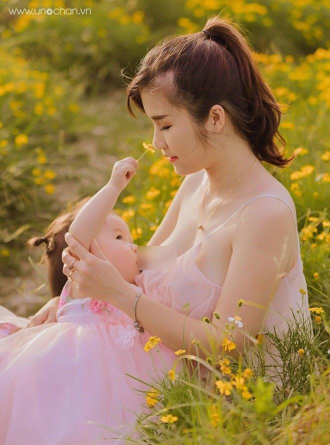 Bộ ảnh mẹ và con gái